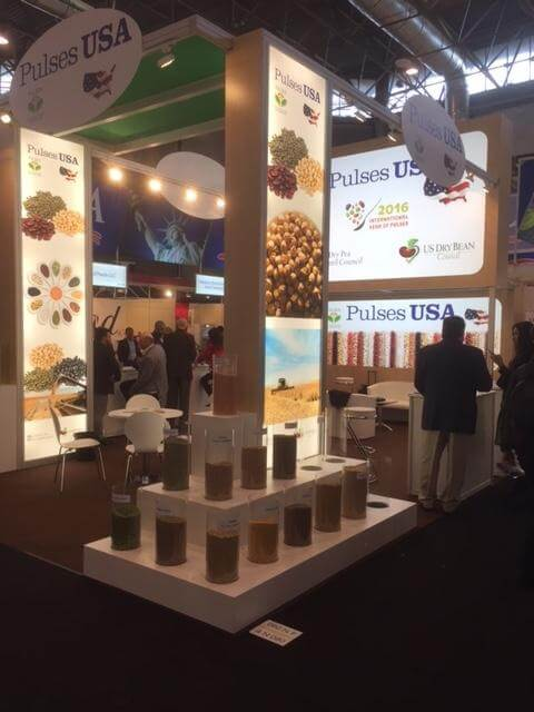 MAP and FMD programs help us compete in the global marketplace at major trade shows like SIAL.