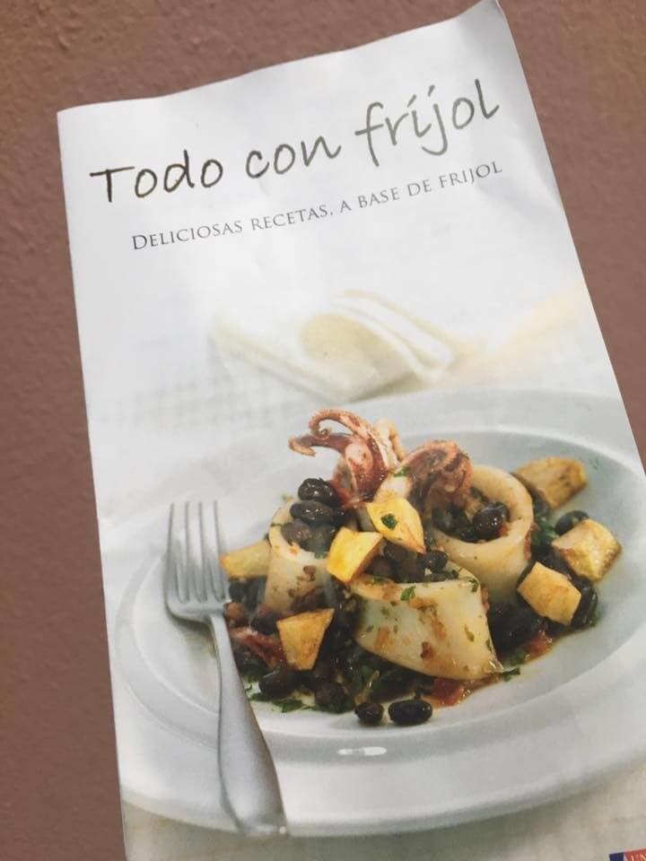 A brochure on
