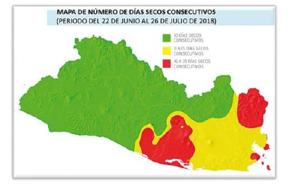 Drought Hits Central America, Reduces Yields Opens Opportunities For ...
